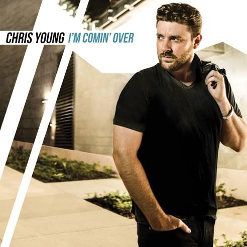Chris Young with Cassadee Pope Think Of You cover art