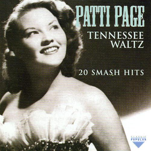 Phillip Keveren Tennessee Waltz cover art