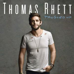 Thomas Rhett T-Shirt cover art