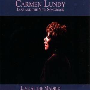 Carmen Lundy Happy New Year cover art