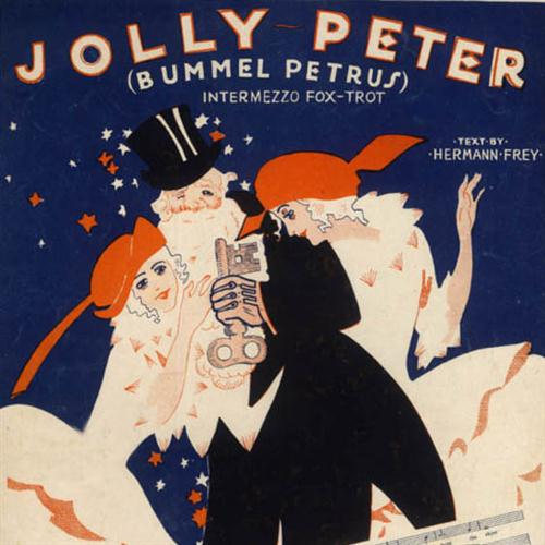 John A. Bassett Jolly Peter cover art