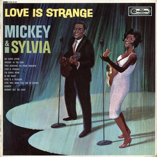 Mickey & Sylvia Love Is Strange cover art