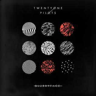 Twenty One Pilots Ride cover art
