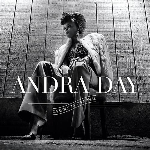 Andra Day Rise Up cover art