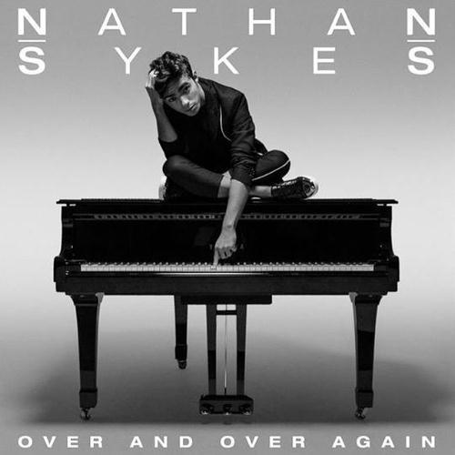 Nathan Sykes feat. Ariana Grande Over And Over Again cover art