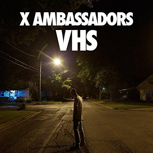 X Ambassadors Unsteady cover art
