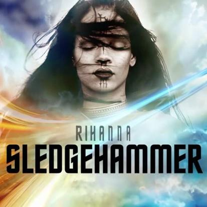 Rihanna Sledgehammer cover art