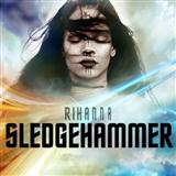 Sledgehammer sheet music by Rihanna