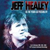 As The Years Go Passing By sheet music by Jeff Healey Band