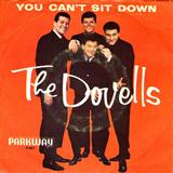 You Can't Sit Down sheet music by The Dovells