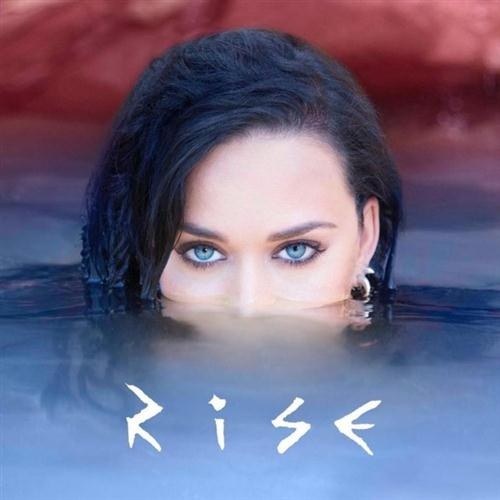 Katy Perry Rise cover art