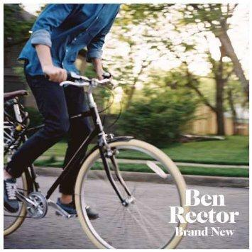 Ben Rector Brand New cover art