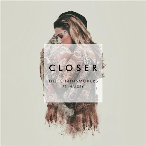 The Chainsmokers featuring Halsey Closer cover art