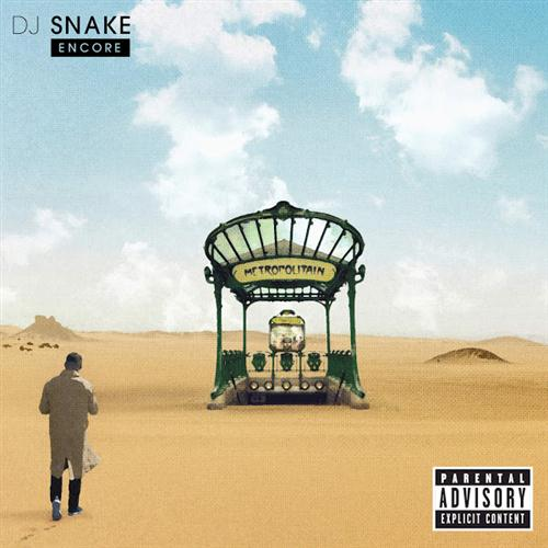 DJ Snake featuring Justin Bieber Let Me Love You cover art