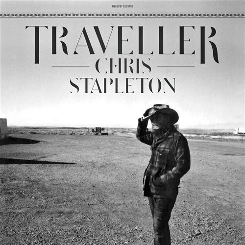 Chris Stapleton Traveller cover art