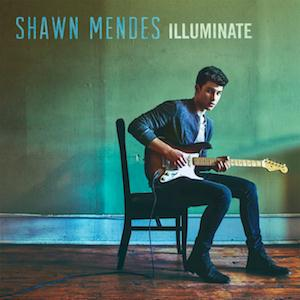 Shawn Mendes Mercy cover art