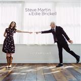 A Man's Gotta Do sheet music by Stephen Martin & Edie Brickell