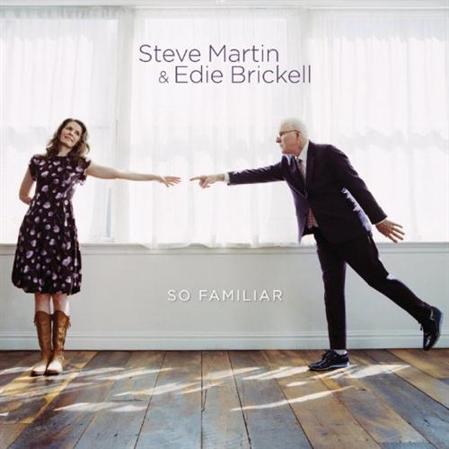 Stephen Martin & Edie Brickell Bright Star cover art