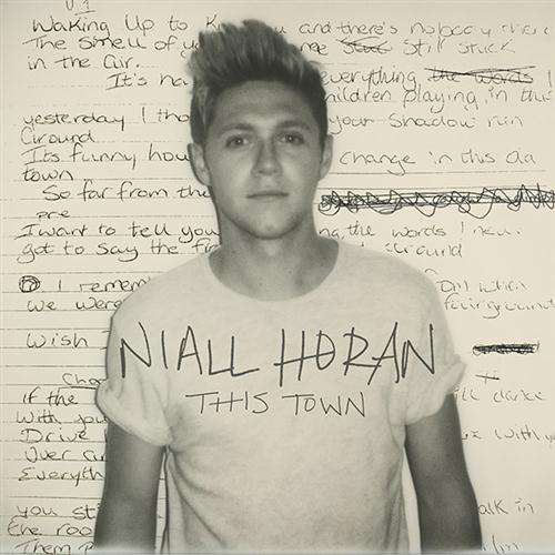 Niall Horan This Town cover art