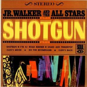 Junior Walker & the All-Stars Shotgun cover art