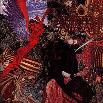 Santana Black Magic Woman cover art