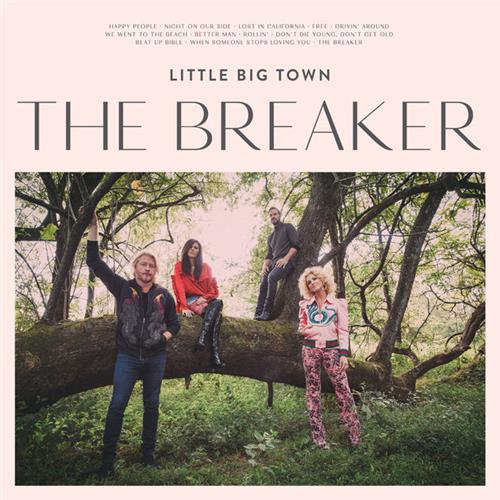 Little Big Town Better Man cover art