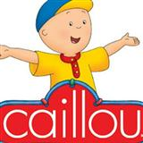 Caillou Theme sheet music by Jeffrey Zahn
