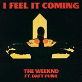 I Feel It Coming sheet music by The Weeknd