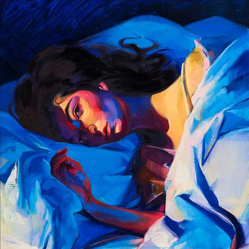 Lorde Green Light cover art