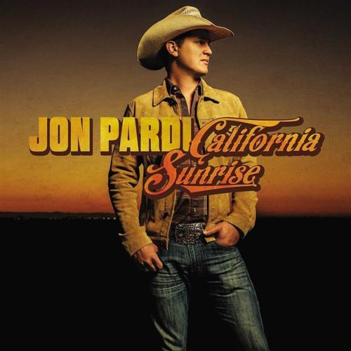 Jon Pardi Dirt On My Boots cover art