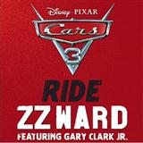Ride (feat. Gary Clark Jr.) sheet music by ZZ Ward