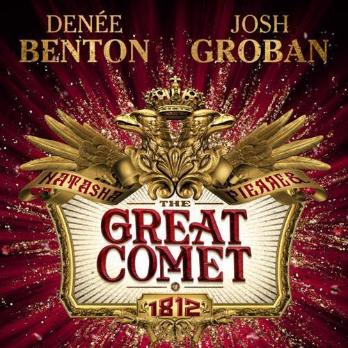 Josh Groban Pierre & Natasha (from Natasha, Pierre & The Great Comet of 1812) cover art