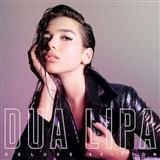 Homesick (feat. Chris Martin) sheet music by Dua Lipa