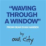 Waving Through A Window sheet music by Owl City