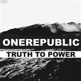 Truth To Power sheet music by One Republic