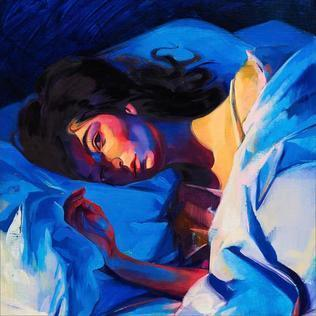 Lorde Sober cover art