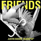 Friends sheet music by Justin Bieber feat. BloodPop