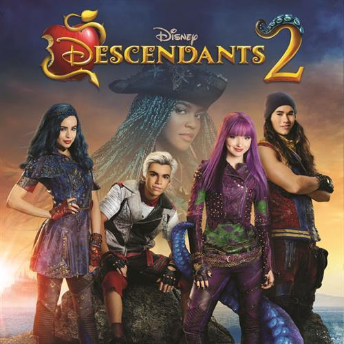 China Anne McClain Poor Unfortunate Souls cover art