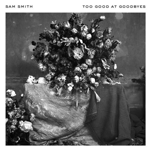 Sam Smith Too Good At Goodbyes cover art