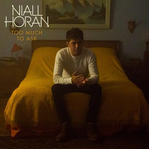 Niall Horan Too Much To Ask cover art