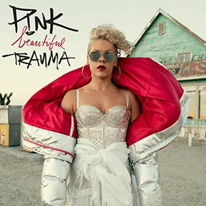 Pink Beautiful Trauma cover art