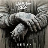 Human sheet music by Rag'n'Bone Man
