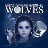 Wolves sheet music by Selena Gomez & Marshmello
