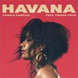 Havana (feat. Young Thug) sheet music by Camila Cabello