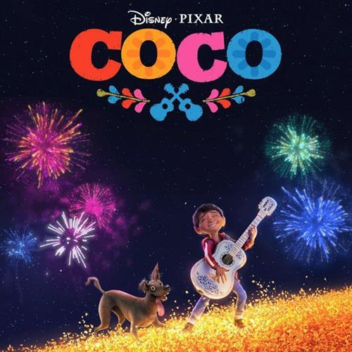 Adrian Molina Everyone Knows Juanita (from 'Coco') cover art