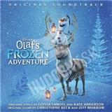 The Ballad Of Flemmingrad (from Olaf's Frozen Adventure) sheet music by Kate Anderson