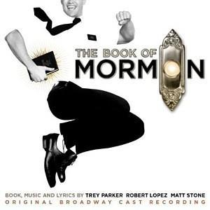 Trey Parker & Matt Stone Two By Two (from The Book of Mormon) cover art