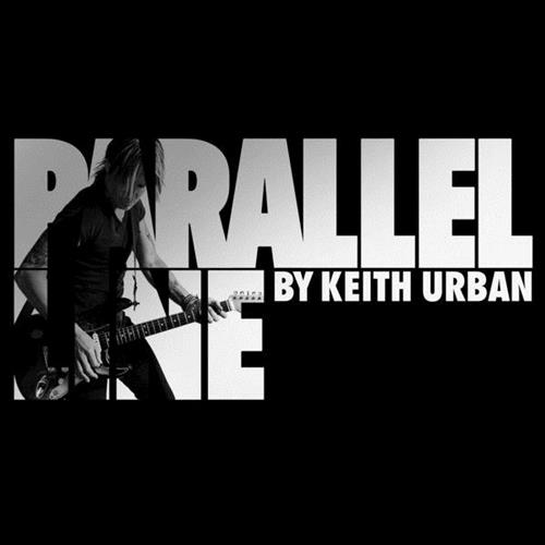Keith Urban Parallel Line cover art