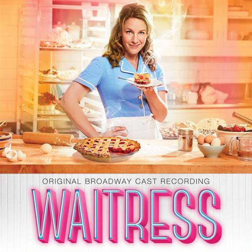 Sara Bareilles When He Sees Me (from Waitress The Musical) cover art