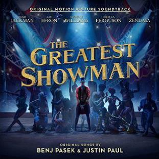 Pasek & Paul A Million Dreams (from The Greatest Showman) (arr. Mac Huff) cover art